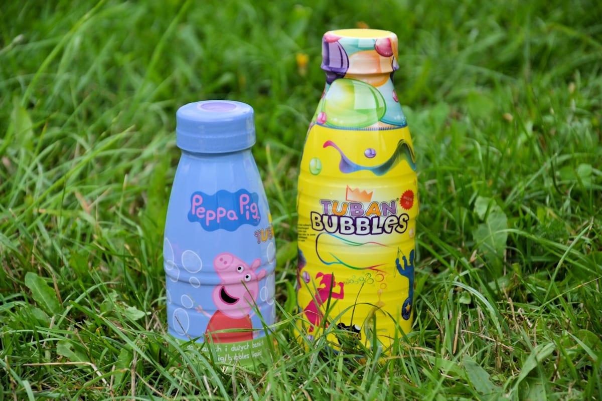 Wielkie bańki mydlane TUBAN - powrót do dzieciństwa.