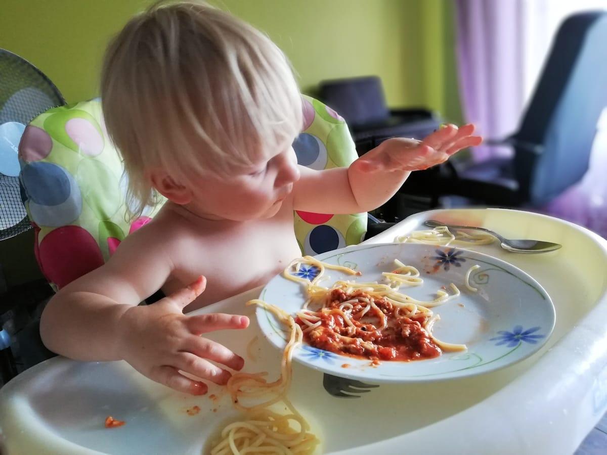 Tadek niejadek. Moje dziecko nie chce nic jeść.