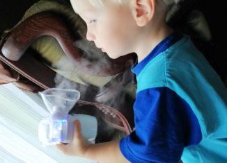 Inhalator nebulizator siateczkowy PRO MESH. Recenzja.