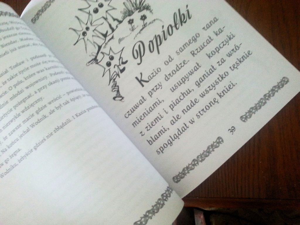 Wodnik piękna książka dla całej rodziny.