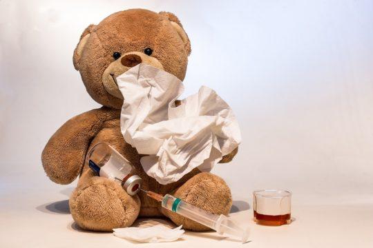 Dlaczego dzieci w przedszkolu zaczynają chorować?