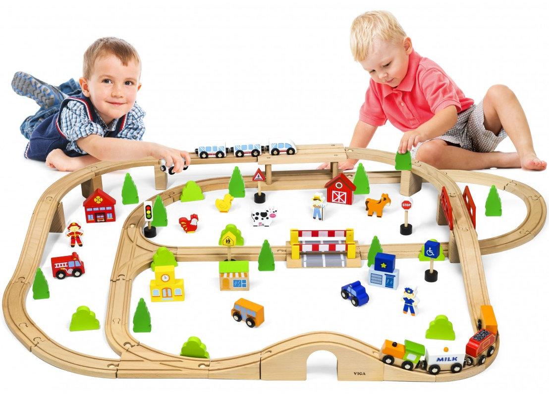 Drewniane zabawki dla Twojego Dziecka